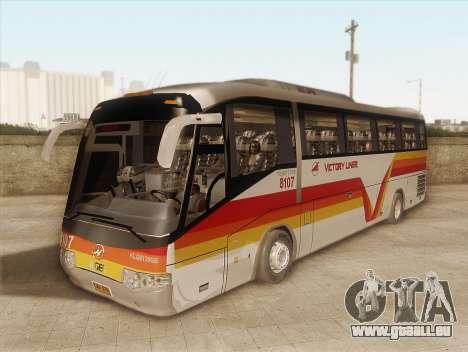 Higer KLQ6129QE - Victory Liner 8107 für GTA San Andreas