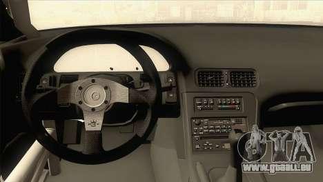 Nissan Sil80 pour GTA San Andreas vue de droite