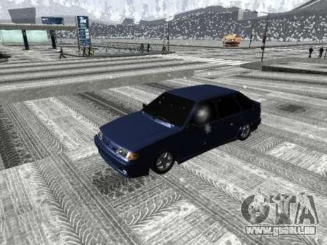 ВАЗ 2114 für GTA San Andreas linke Ansicht