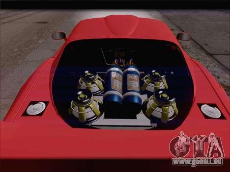 Dodge Viper Competition Coupe für GTA San Andreas Motor