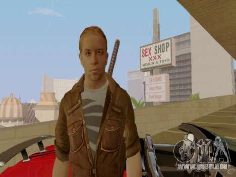 Clay Kaczmarek ACR pour GTA San Andreas