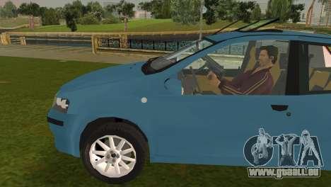 Fiat Punto II pour une vue GTA Vice City de la gauche