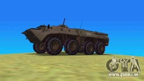 BTR-80 pour GTA Vice City