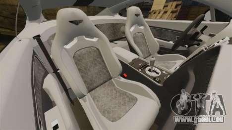 Bentley Continental SS v3.0 pour GTA 4 est un côté