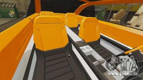 Ford Forty Nine Concept 2001 für GTA 4 Unteransicht