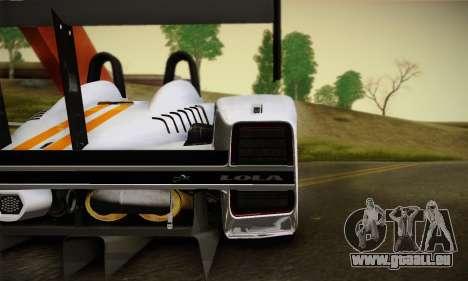 Caterham-Lola SP300.R pour GTA San Andreas vue de droite