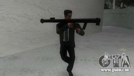 Bazooka von MoH: AA für GTA Vice City