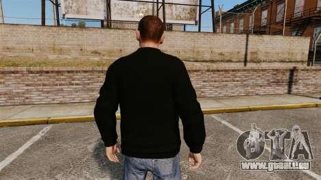 Pullover-The Punisher- für GTA 4 Sekunden Bildschirm