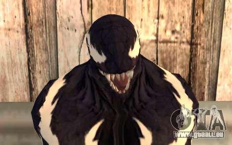 Venom pour GTA San Andreas troisième écran