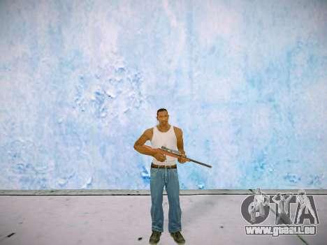 Le nouveau viseur de fusil pour GTA San Andreas quatrième écran