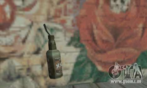 Molotow Cocktail von Saints Row 2 für GTA San Andreas