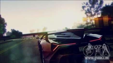 Sonic Unbelievable Shader v7.1 (ENB Series) für GTA San Andreas sechsten Screenshot