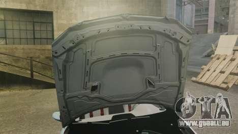 BMW M3 GTS Widebody für GTA 4 Seitenansicht
