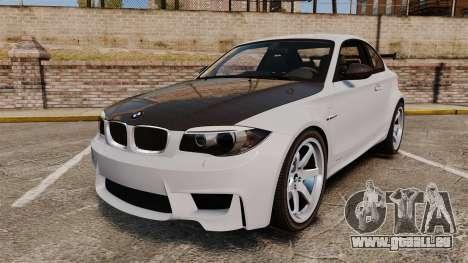 BMW 1M 2014 pour GTA 4