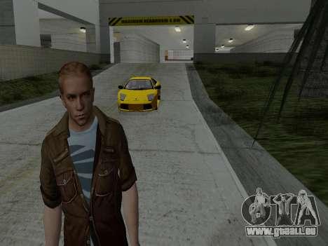 Clay Kaczmarek ACR pour GTA San Andreas cinquième écran