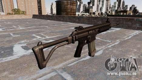 Robinson Armement XCR fusil pour GTA 4 secondes d'écran