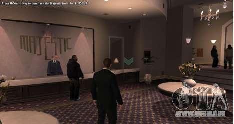 Farnsworth s Business v2.0 für GTA 4 dritte Screenshot