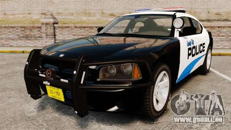 Dodge Charger 2010 Police [ELS] pour GTA 4