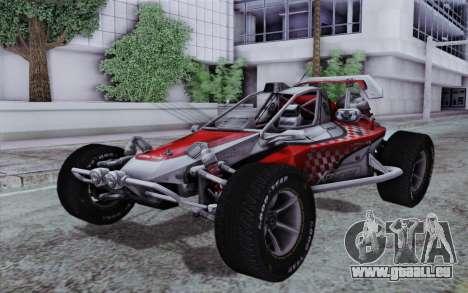 Buggy XCelerator XL für GTA San Andreas