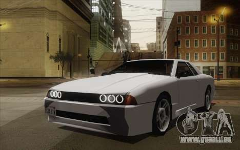 New Elegy für GTA San Andreas