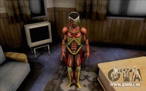 Eddie - Somewhere In Time pour GTA San Andreas deuxième écran