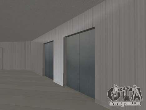 Texture améliorée intérieur « atrium » pour GTA San Andreas sixième écran