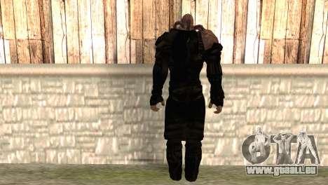 Nemesis pour GTA San Andreas deuxième écran