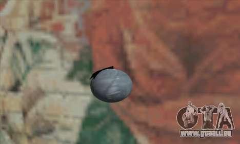 Grenade de Star Wars pour GTA San Andreas deuxième écran