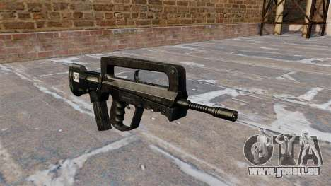 Fusil d'assaut FAMAS pour GTA 4