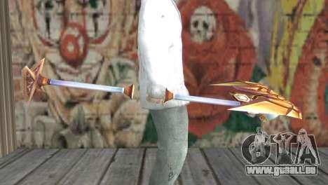 Personnel pour GTA San Andreas troisième écran