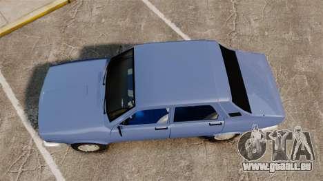 Renault 12 Toros v2.0 für GTA 4 rechte Ansicht