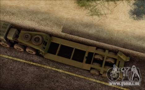 ChMZAP-5247 g für für GTA San Andreas rechten Ansicht