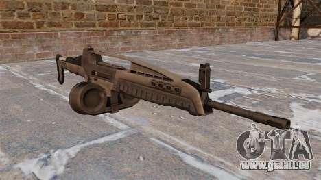 Automatique HK XM8 LMG v2.0 pour GTA 4
