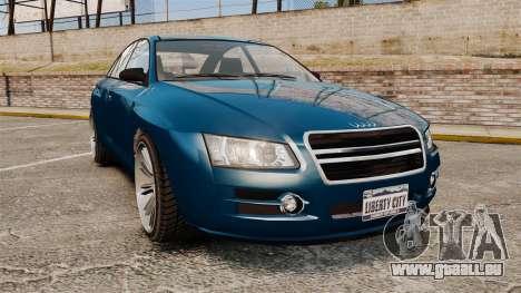 GTA V Tailgater (Michael Car) für GTA 4