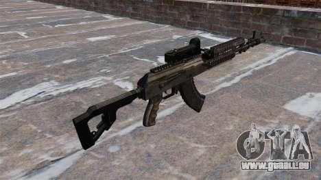 AK-47 tactical für GTA 4 Sekunden Bildschirm