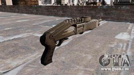 Fusil de chasse Franchi SPAS-12 pour GTA 4 secondes d'écran