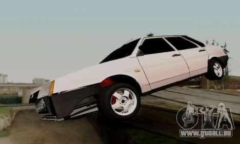 VAZ 21099 Hobo pour GTA San Andreas vue de côté
