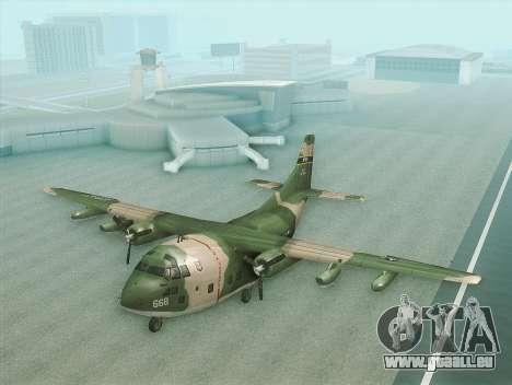 Fairchild C-123 Provider für GTA San Andreas