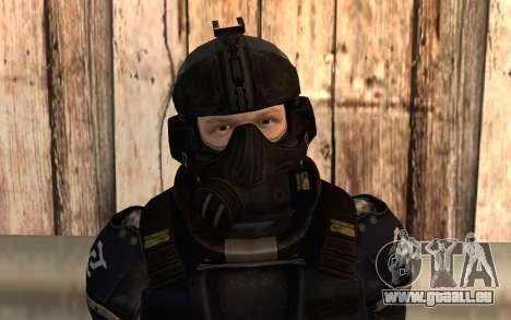 Crynet pour GTA San Andreas troisième écran