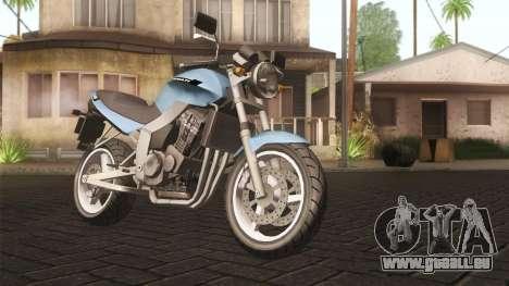 Ducati FRC900 v3 pour GTA San Andreas vue de droite