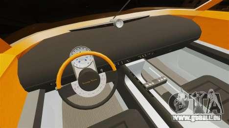Ford Forty Nine Concept 2001 für GTA 4 obere Ansicht