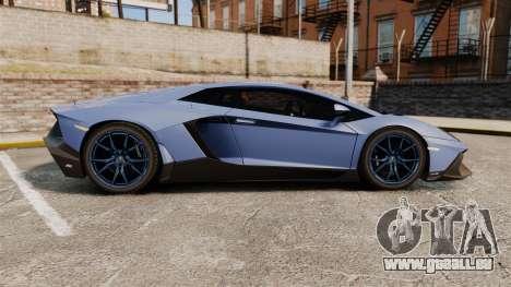 Lamborghini Aventador LP720-4 50th Anniversario für GTA 4 linke Ansicht