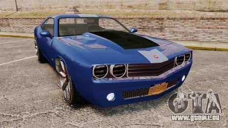 GTA V Declasse Gauntlet ZL1 pour GTA 4