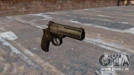 Revolver MP-412 MW3 pour GTA 4