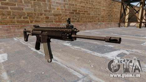 Robinson Rüstung XCR Gewehr für GTA 4