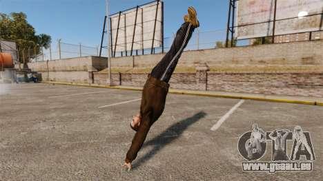 Parkour pour GTA 4 quatrième écran