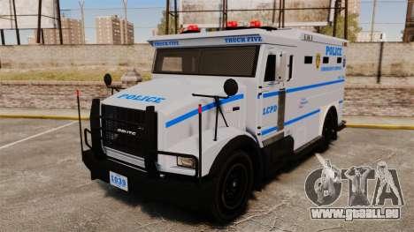 Enforcer LCPD [ELS] für GTA 4
