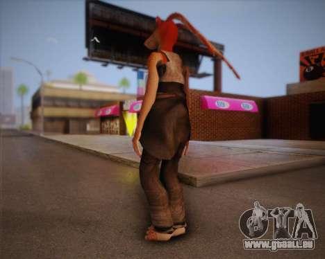 Jar Jar Binks für GTA San Andreas zweiten Screenshot