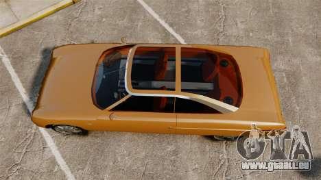 Ford Forty Nine Concept 2001 für GTA 4 rechte Ansicht