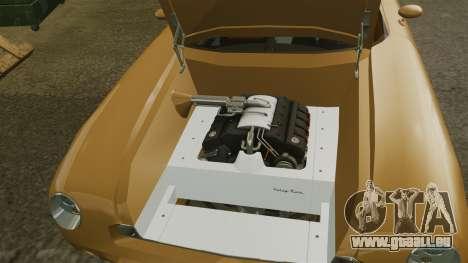 Ford Forty Nine Concept 2001 pour GTA 4 est une vue de l'intérieur